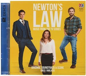 Newton's Law (Original Soundtrack) [Import]
