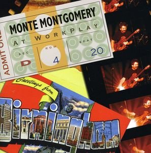 Monte Montgomery at Workplay