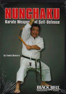 Nunchaku: Karate Weapon of Self-Defense