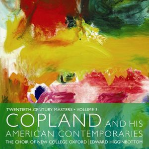 Copland & His American Contemporaries