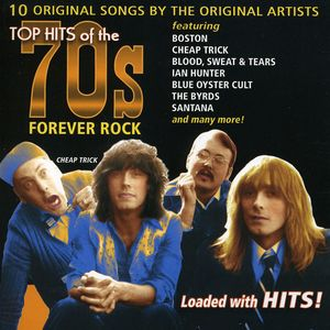 Top Hits of the 70s: Forever Rock /  Various
