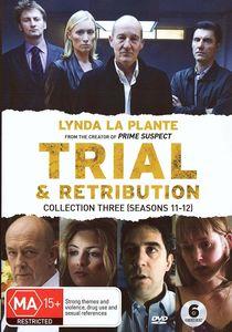 Trial & Retribution: Collection Three (Seasons 11-12) [Import]