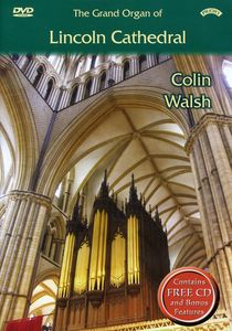 Grand Organ of Lincoln Cathedral
