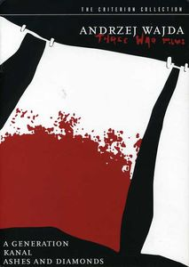 Andrzej Wajda: Three War Films (Criterion Collection)