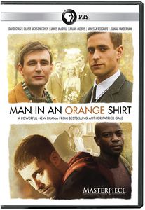 Man in an Orange Shirt (Masterpiece)