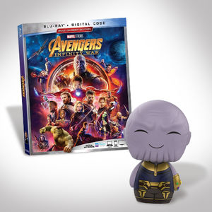 Avengers Infinity War Thanos Dorbz Bundle