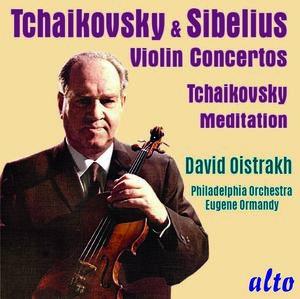 Tchaikovsky & Sibelius Violin Concertos Meditation from Souvenir d'un
