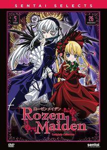 Rozen Maiden: Complete Collection