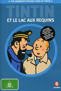 Tintin & the Mystery at Shark Lake [Import]