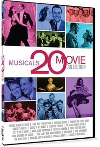 Musicals: 20 Movie Collection , Betty Grable
