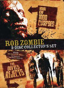 Rob Zombie Boxset