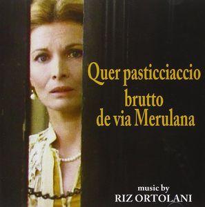 Quer Pasticciaccio Brutto de Via Merulana (Original Soundtrack) [Import]