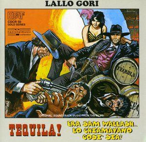 Tequila (Kill Django...Kill First) /  Era Sam Wallash!...Lo Chiamavano...E Così Sia (Savage Guns) (Original Soundtrack) [Import]