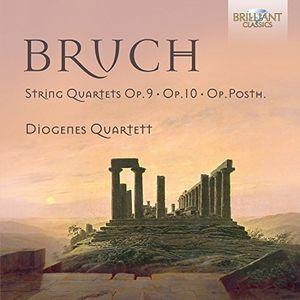 Bruch: String Quartets Op.9 & 10