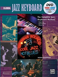 Complete Jazz Keyboard Method: Beginning Jazz Keyboard