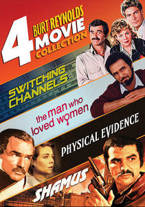Burt Reynolds 4 Movie Collection