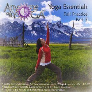 Yoga Essentials 3-Full Practice