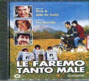 Le Faremo Tanto Male (Original Soundtrack) [Import]