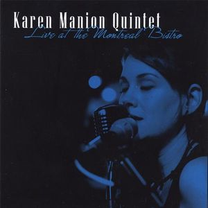 Live at the Montreal Bistro