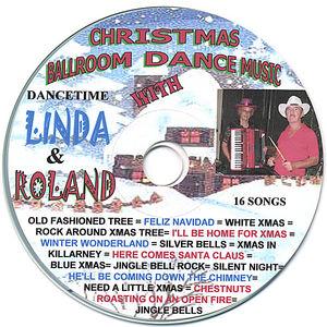 Christmas Ballroom Dance Music