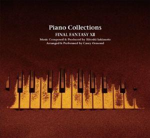 Piano Collections Final Fantasy 12 (Original Soundtrack) [Import]