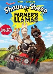Shaun the Sheep: The Farmers Llamas