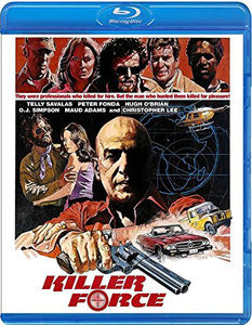 Killer Force (1975) (AKA: The Diamond Mercenaries)