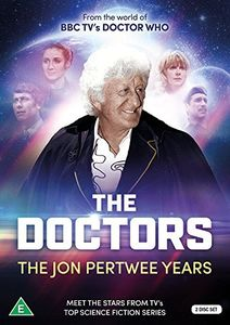 Doctors: The Jon Pertwee Years [Import]