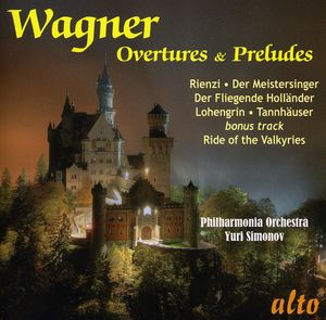 Favourite Overtures & Preludes