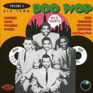 Old Town Doo Wop 4 /  Various [Import]