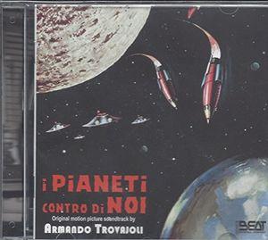I Pianeti Contro Di Noi (Original Soundtrack) [Import]