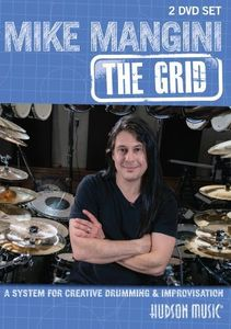 Grid for Creative Drumming (Contains Ebook3Hrs 30Min)