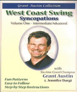 West Coast Swing With Grant Austin, Syncopations: Volume One, Beginner