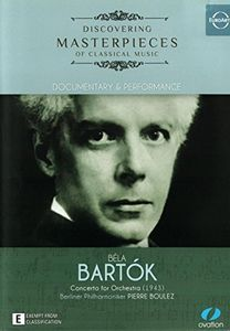 Discovering Masterpieces of Classical Music-Bartok [Import]
