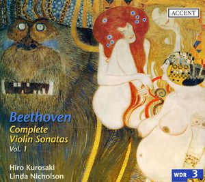 Complete Violin Sonatas 1