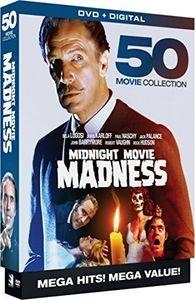 Midnight Movie Madness: 50 Movie MegaPack