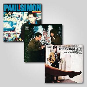 Paul Simon Lp Bundle