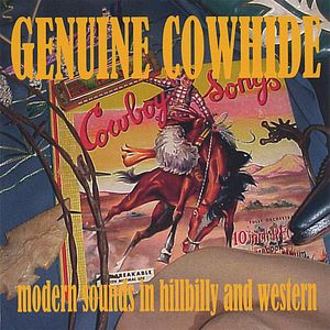 Modern Sounds in Hillbilly & Western