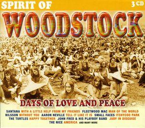 Spirit Of Woodstock [Import]