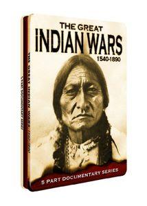 Great Indian Wars (1 DVD) Tin Version