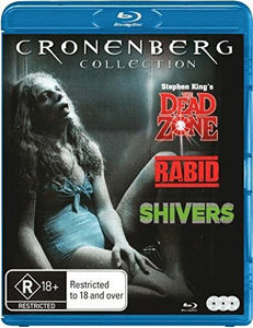 David Cronenberg Collection [Import]