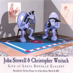 Live at Lucia Douglas Gallery