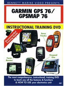 Garmin GPS 76: GPS Map 76