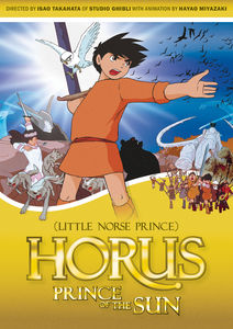 Horus Prince of the Sun (Little Norse Prince)