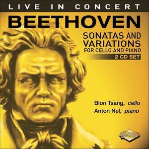 Sonatas & Variations for Cello & Piano