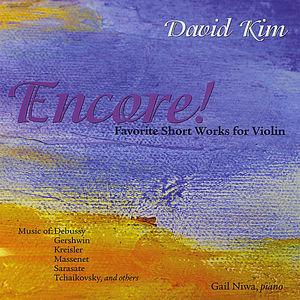 David Kim: Encore!