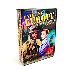 Dateline Europe Espionage Collection 1-3