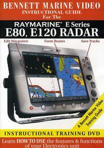 Raymarine E Series: E80,E120 Radar