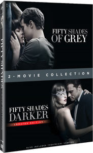 Fifty Shades of Grey/ Fifty Shades Darker 2-Movie Collection