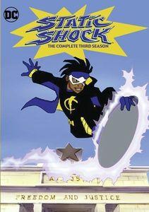 Static Shock: The Complete Third Season